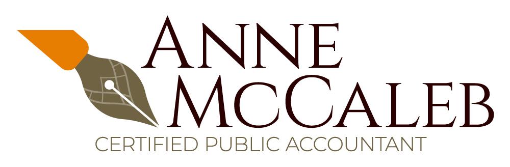 Anne McCaleb, CPA Logo